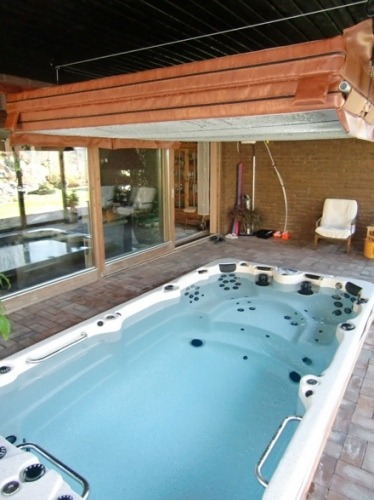 arctic spas hot tub swimspa cover system